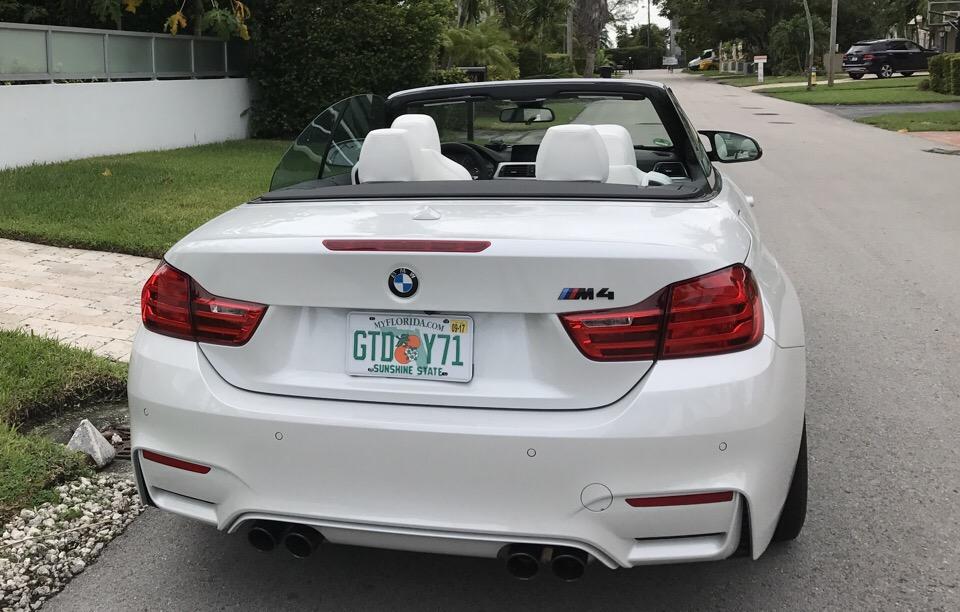 2017 BMW M4 - photo 2
