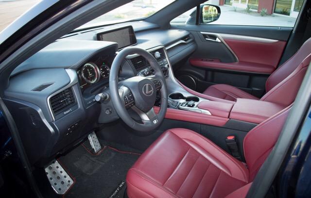 2016 Lexus RX 350 - photo 5