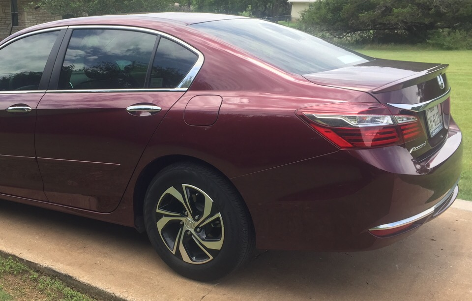 2016 Honda Accord - photo 4