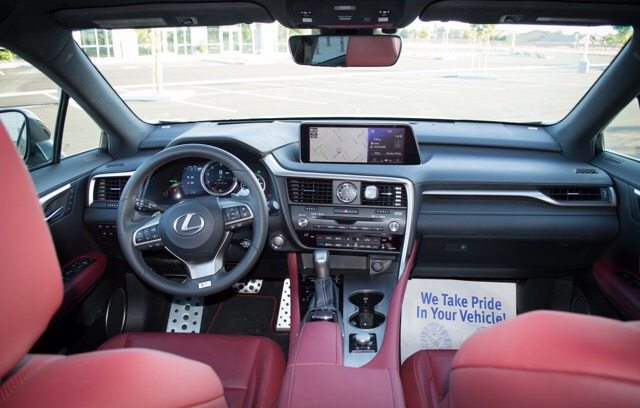 2016 Lexus RX 350 - photo 7