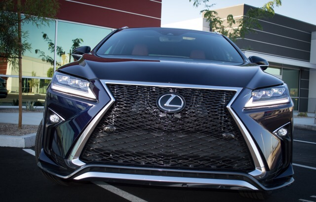 2016 Lexus RX 350 - photo 2