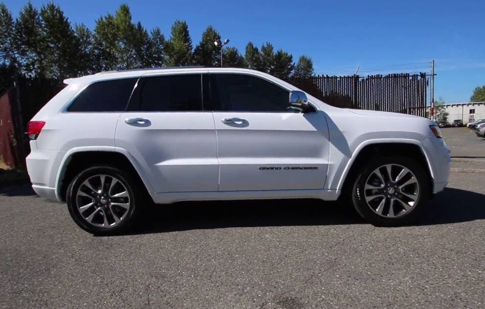 2017 Jeep Grand Cherokee - photo 0