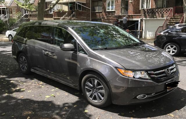 2016 Honda Odyssey - photo 8