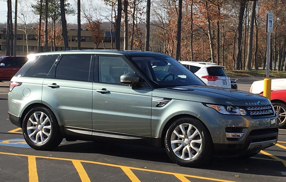 2016 Land Rover Range Rover Sport - photo 0