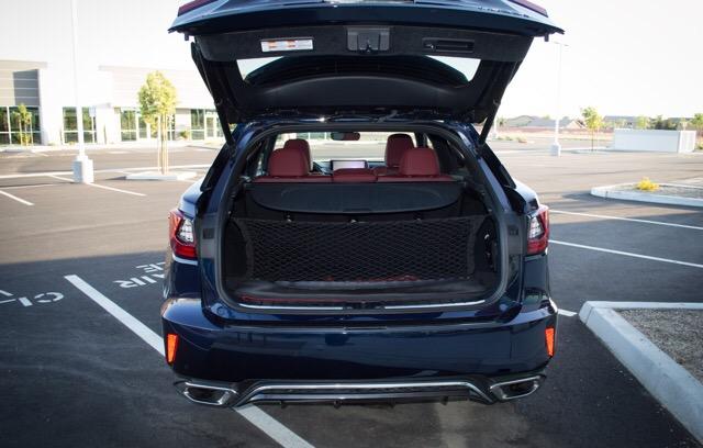 2016 Lexus RX 350 - photo 11
