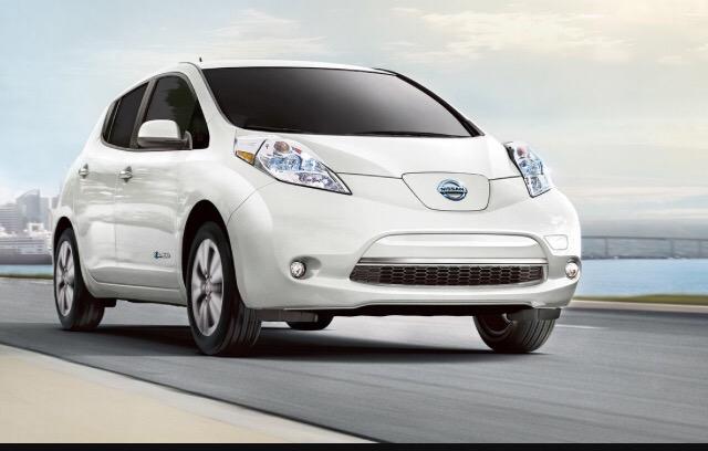 2016 Nissan LEAF - photo 0