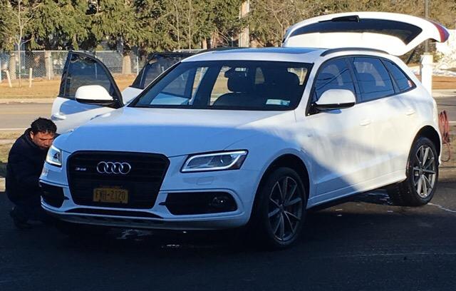 2016 Audi SQ5 - photo 0
