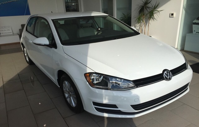 2015 Volkswagen Golf - photo 0