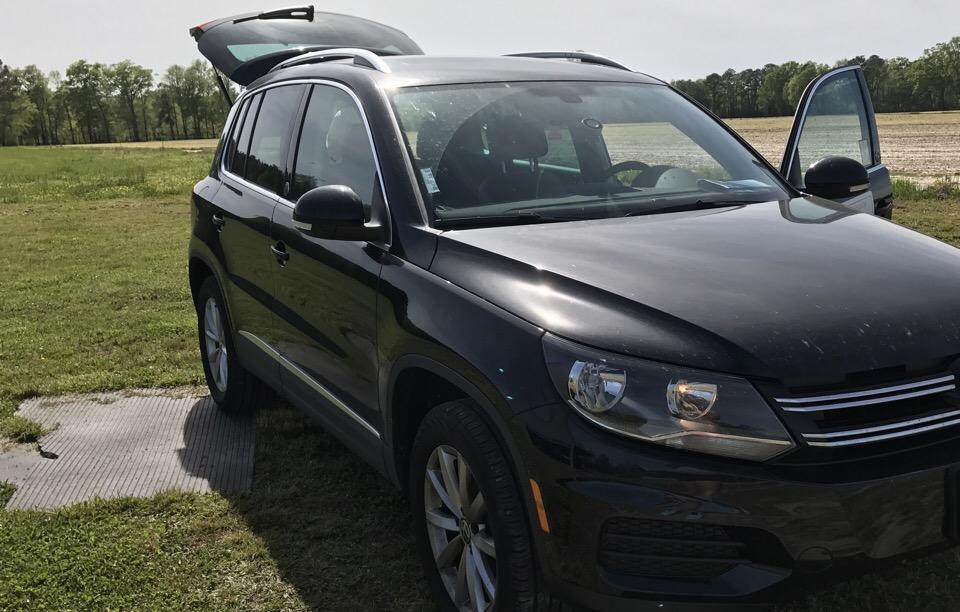 2017 Volkswagen Tiguan - photo 3