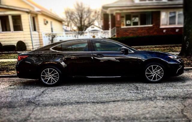 2017 Lexus ES 350 - photo 10