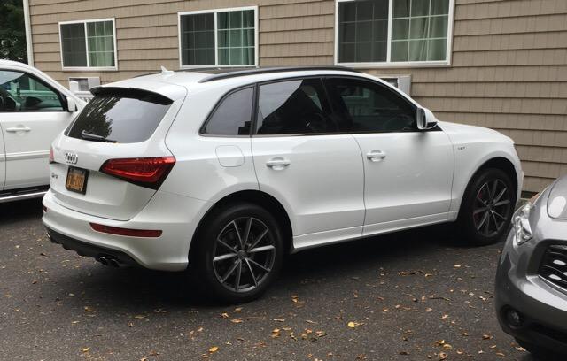 2016 Audi SQ5 - photo 1