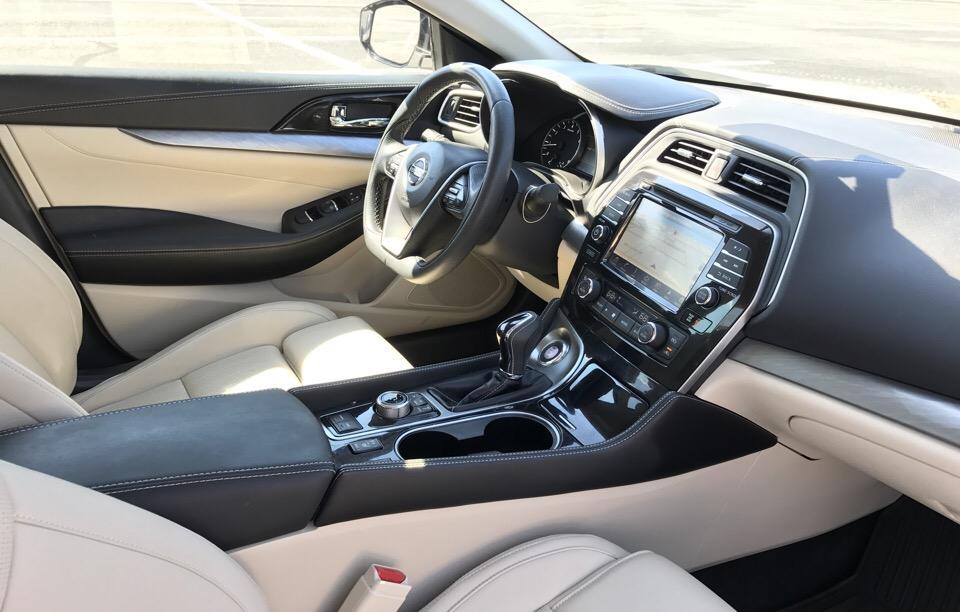 2016 Nissan Maxima - photo 2