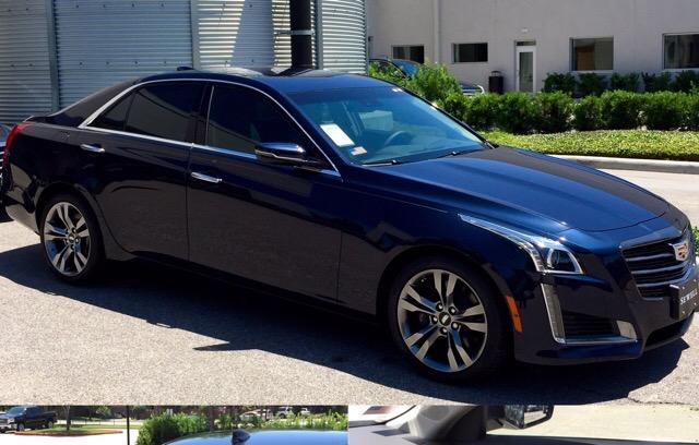2016 Cadillac CTS - photo 3