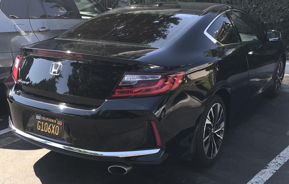 2016 Honda Accord - photo 2