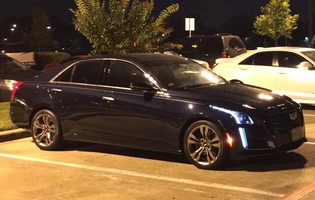 2016 Cadillac CTS - photo 0