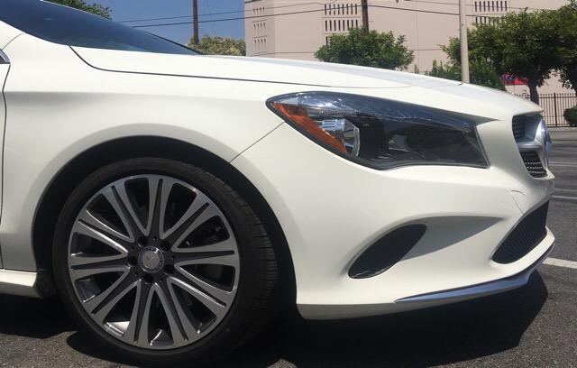 2017 Mercedes-Benz CLA - photo 1
