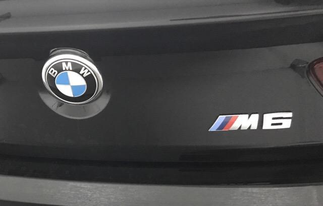 2016 BMW M6 - photo 0