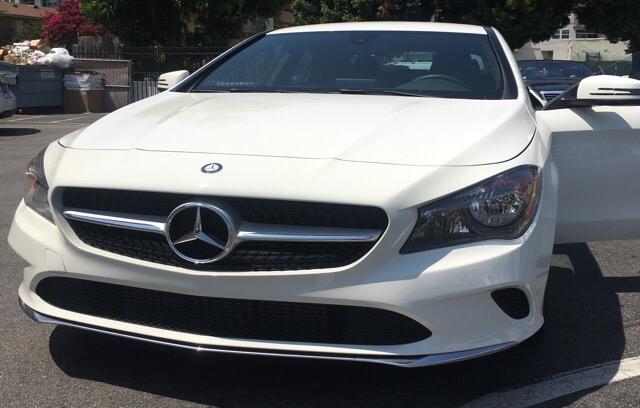 2017 Mercedes-Benz CLA - photo 0