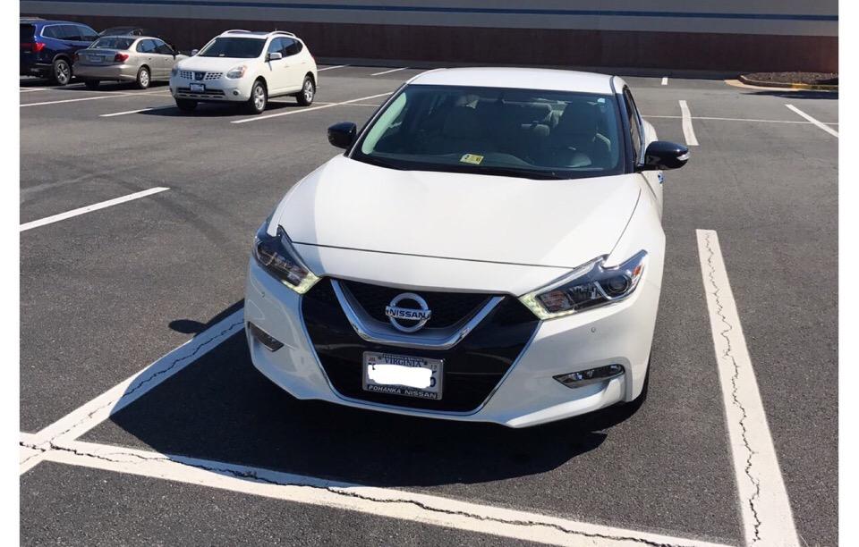 2016 Nissan Maxima - photo 0