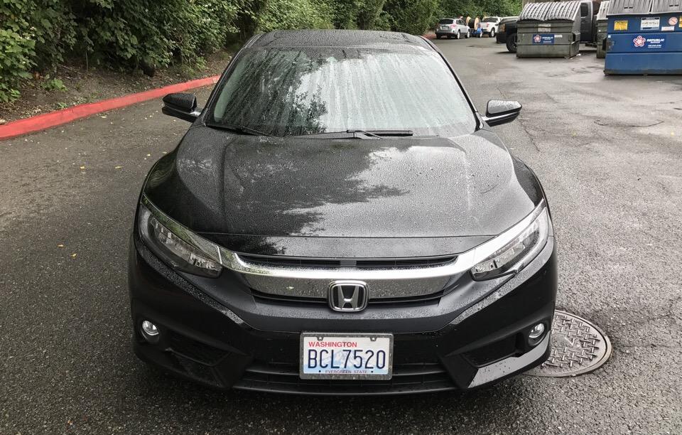 2016 Honda Civic - photo 1