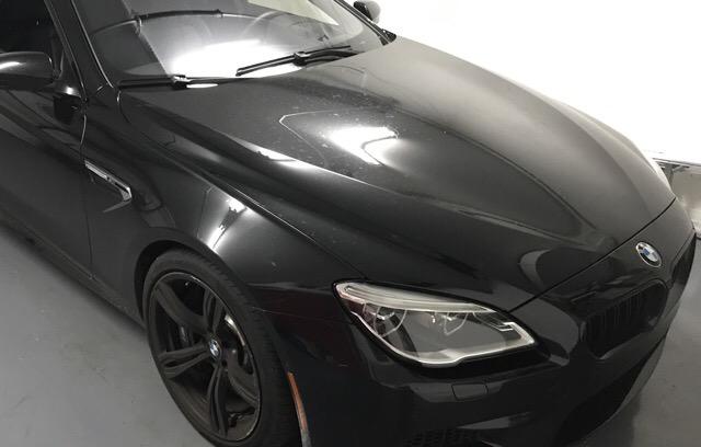 2016 BMW M6 - photo 1