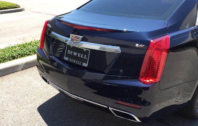 2016 Cadillac CTS - photo 1