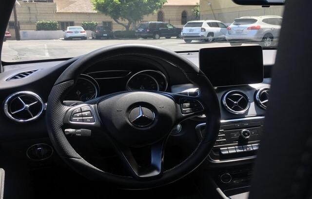 2017 Mercedes-Benz CLA - photo 8