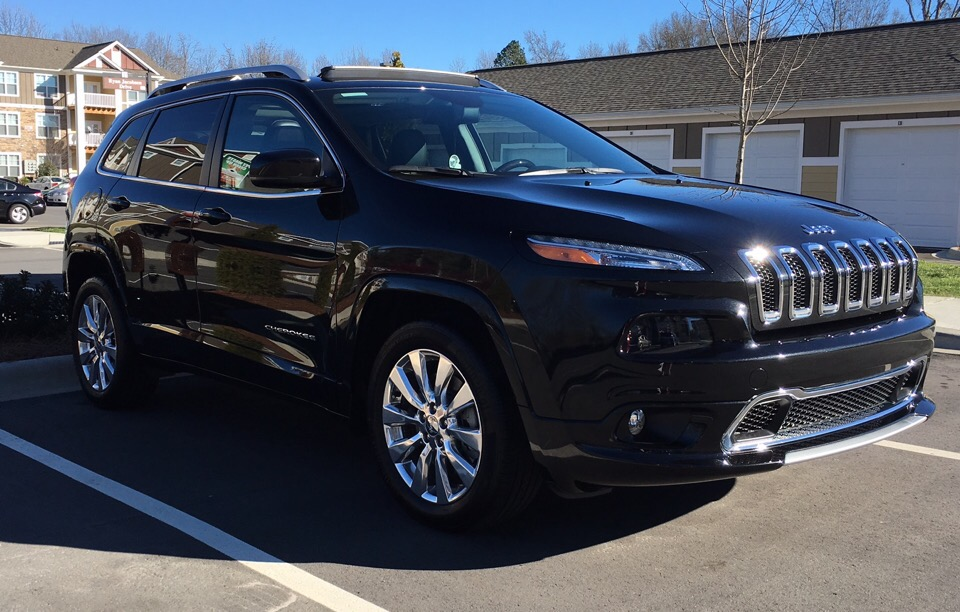 2016 Jeep Cherokee - photo 1
