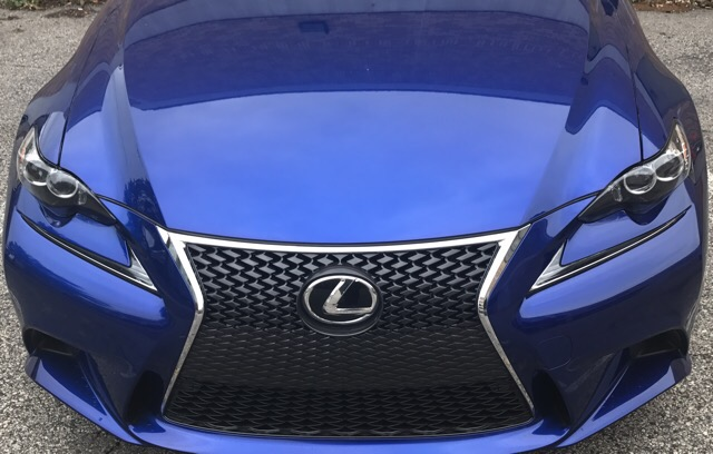 2016 Lexus IS 300 - photo 7