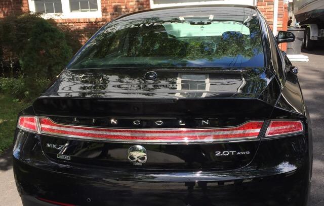 2017 Lincoln MKZ - photo 5