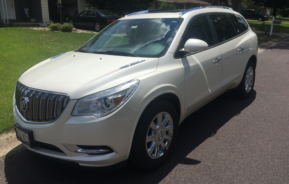 2015 Buick Enclave - photo 0