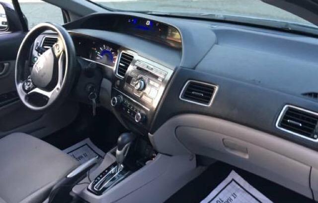 2013 Honda Civic - photo 4