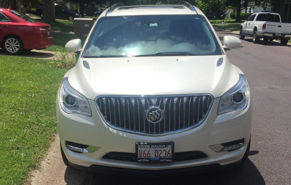 2015 Buick Enclave - photo 3