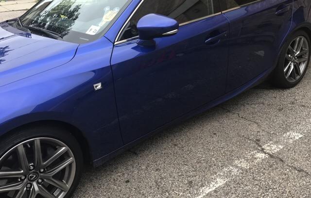 2016 Lexus IS 300 - photo 9