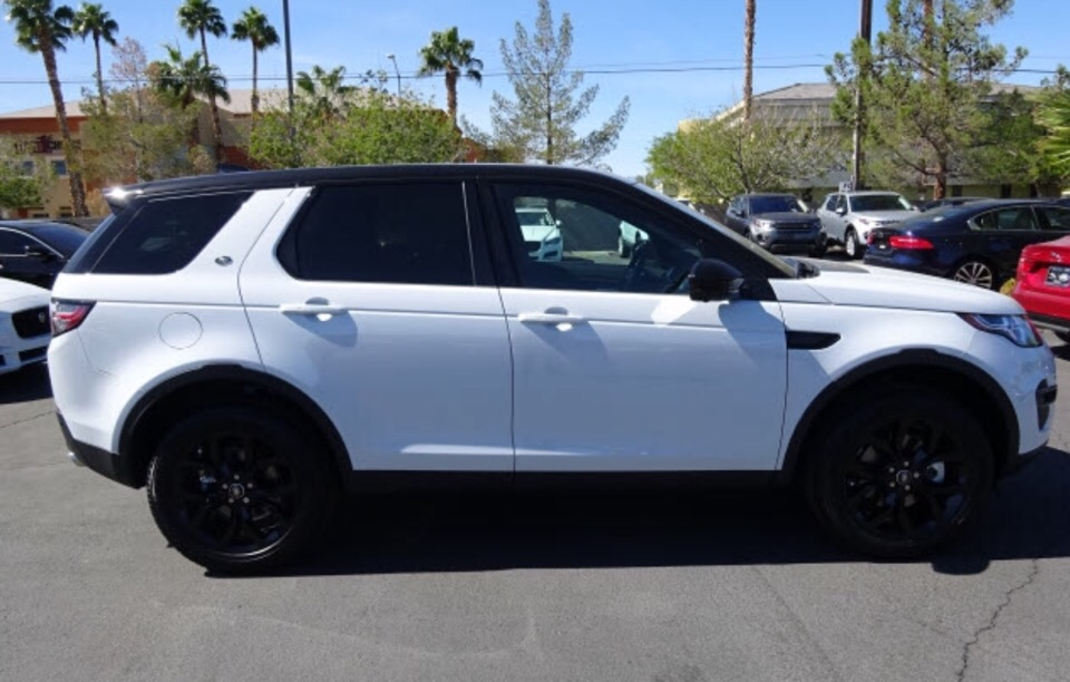 2016 Land Rover Discovery Sport - photo 1