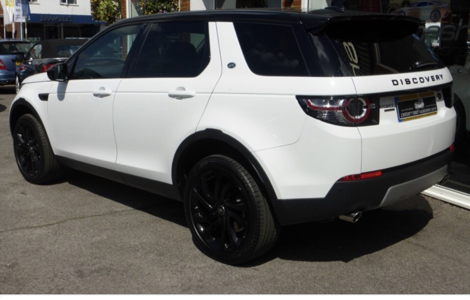 2016 Land Rover Discovery Sport - photo 2