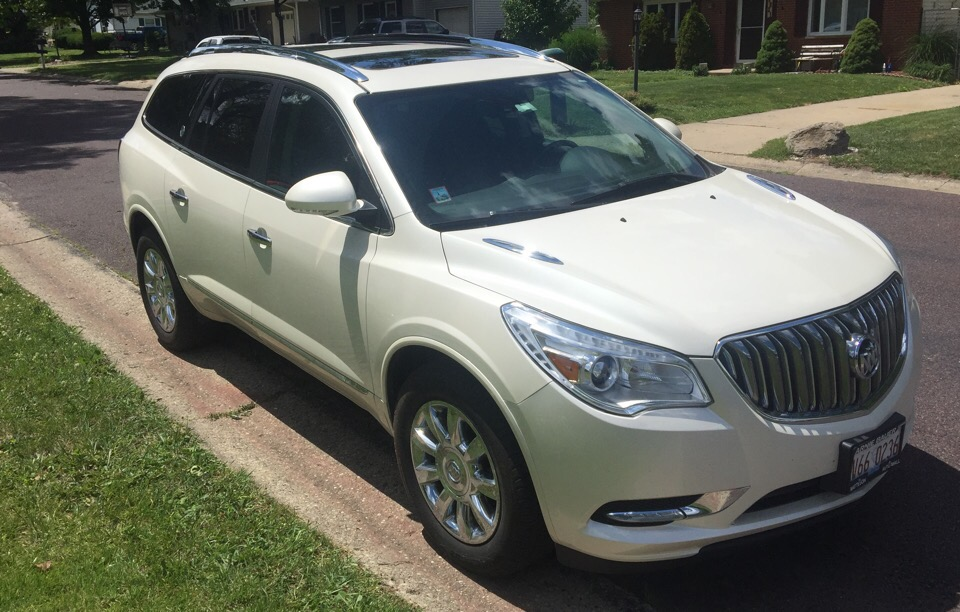 2015 Buick Enclave - photo 2