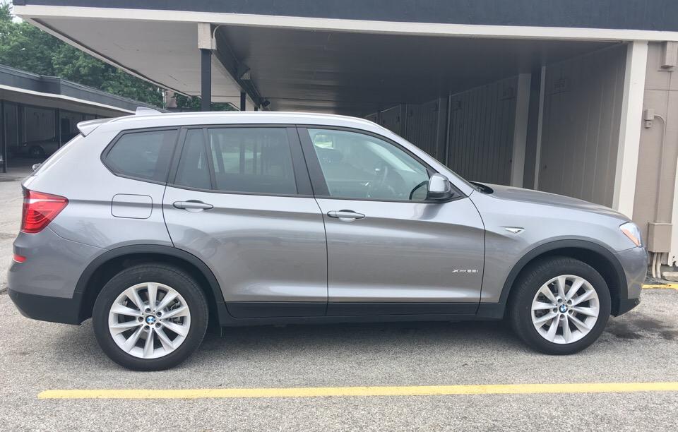 2017 BMW X3 - photo 1