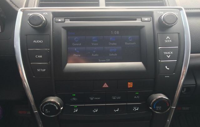 2015 Toyota Camry - photo 5