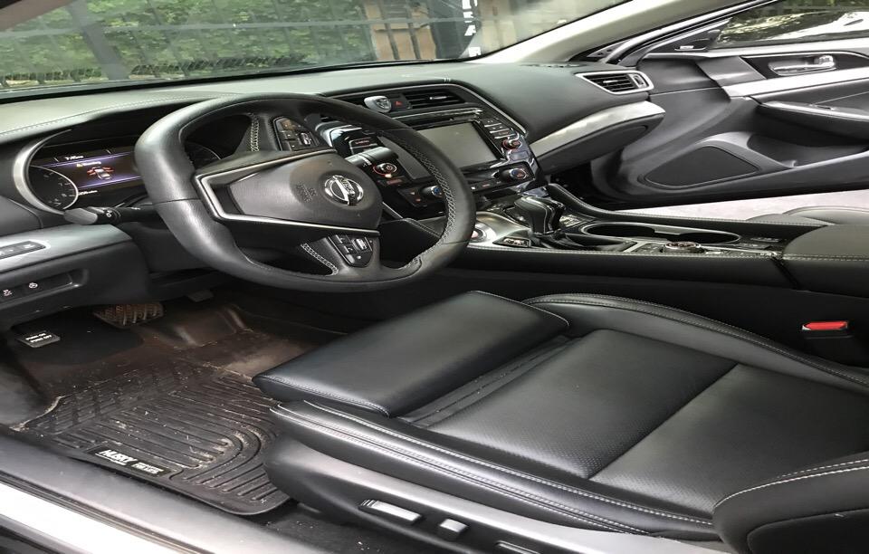 2017 Nissan Maxima - photo 5