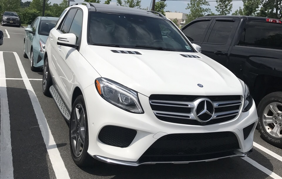 2016 Mercedes-Benz GLE - photo 0