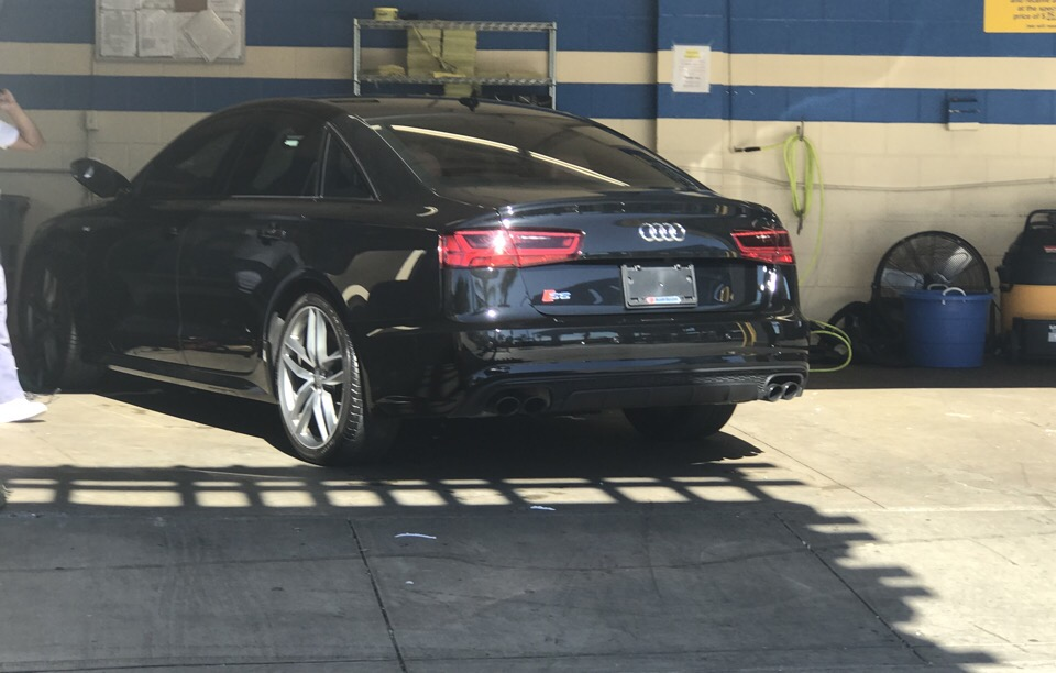 2017 Audi S6 - photo 3