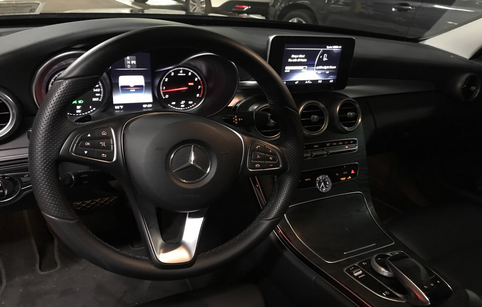 2016 Mercedes-Benz C-Class - photo 5