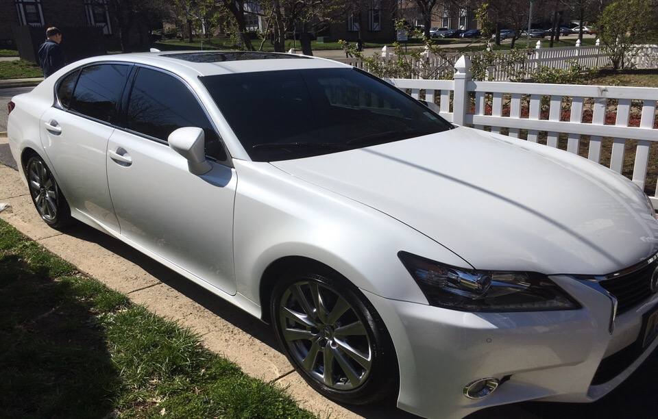 2015 Lexus GS 350 - photo 2