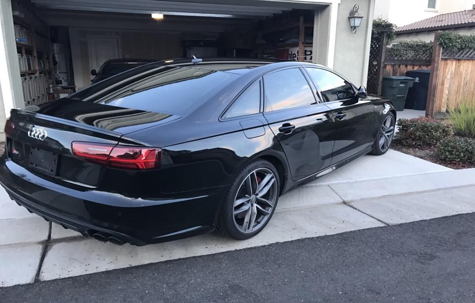 2017 Audi S6 - photo 2