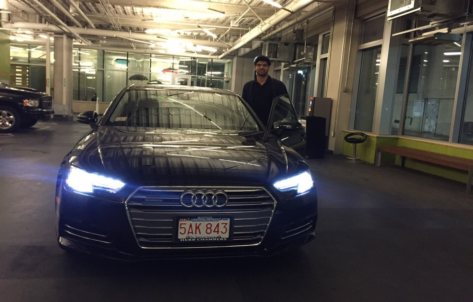 2017 Audi A4 - photo 2