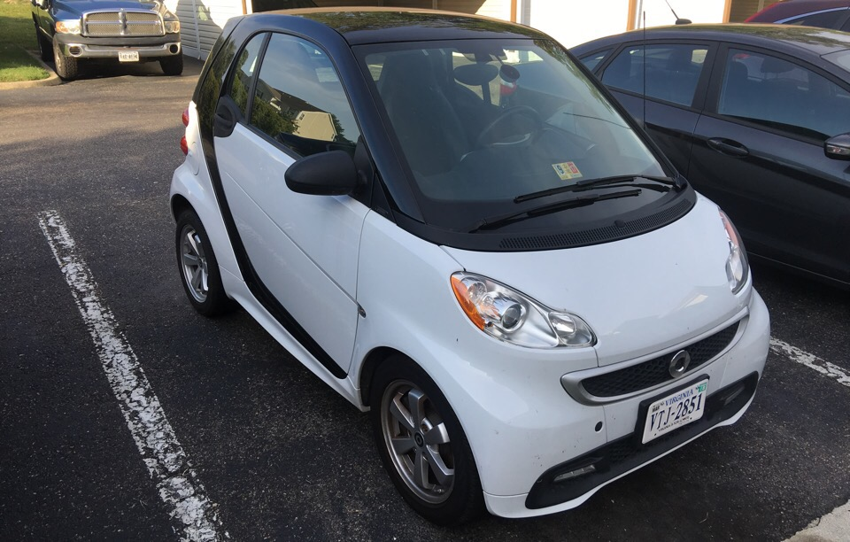 2013 Smart fortwo - photo 3
