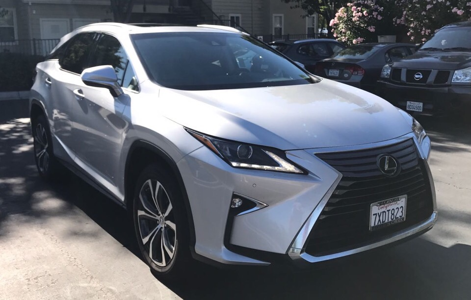 2017 Lexus RX 350 - photo 7