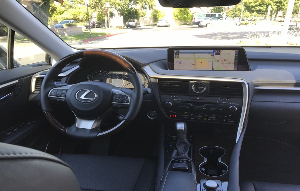 2017 Lexus RX 350 - photo 3