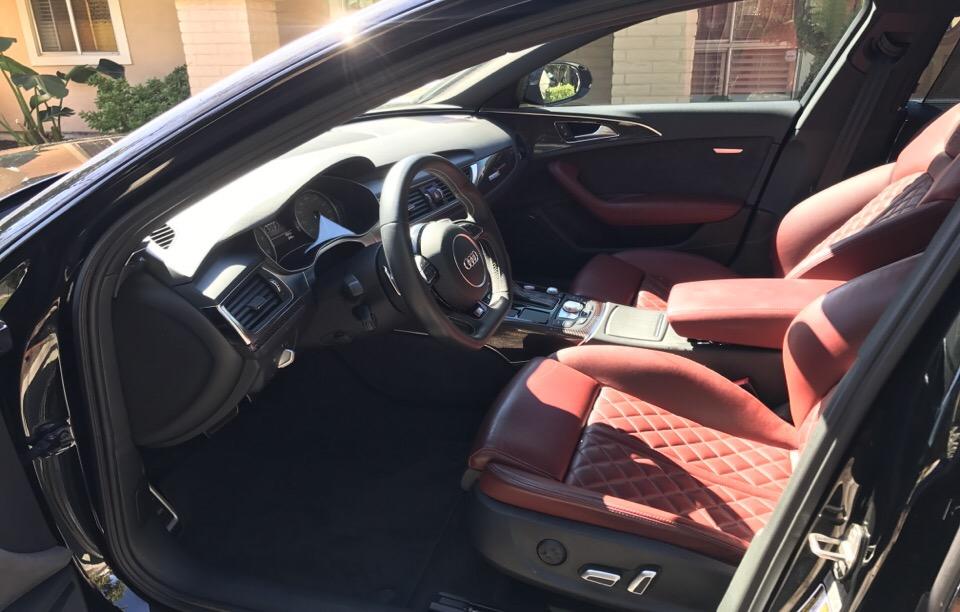 2017 Audi S6 - photo 6
